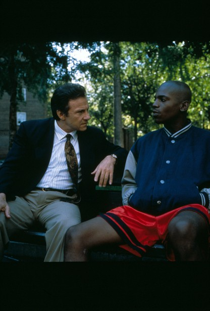 Harvey Keitel,Mekhi Phifer
