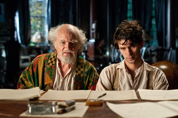 Ben Whishaw,Jim Broadbent