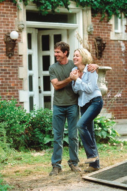 Dennis Quaid,Sharon Stone