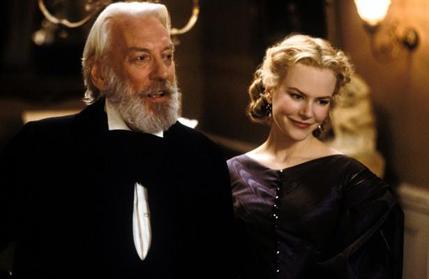Donald Sutherland,Nicole Kidman