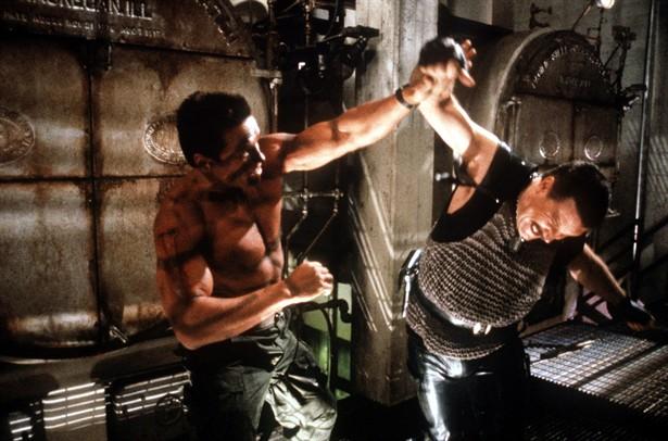 Arnold Schwarzenegger,Vernon Wells