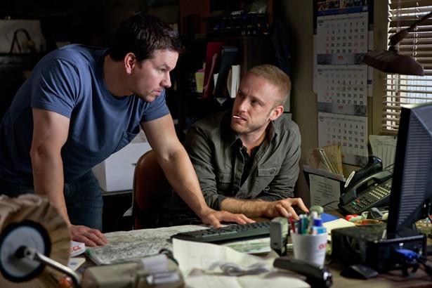 Ben Foster,Mark Wahlberg