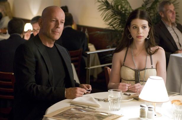 Bruce Willis,Michelle Trachtenberg