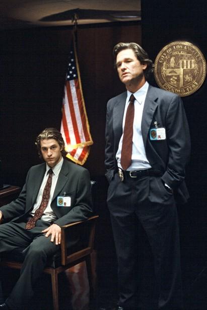 Kurt Russell,Scott Speedman