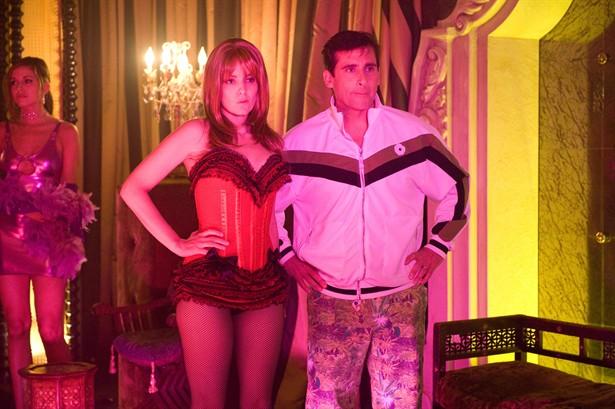 Steve Carell,Tina Fey