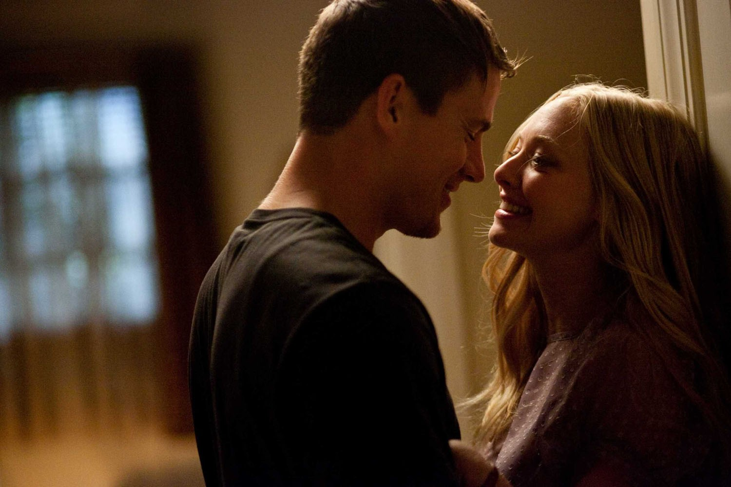 Amanda Seyfried,Channing Tatum