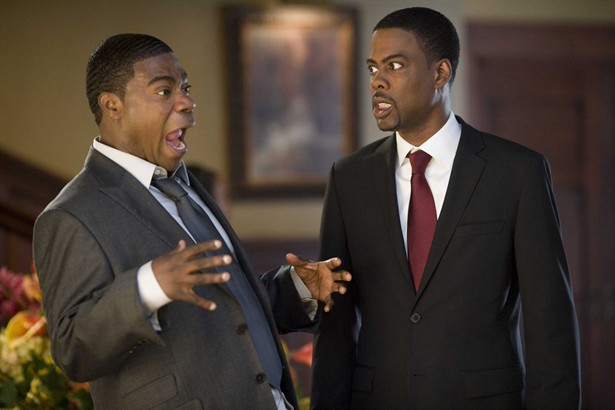 Chris Rock,Tracy Morgan