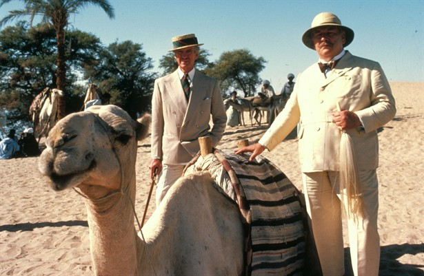 David Niven,Peter Ustinov