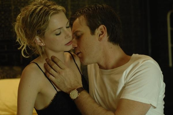 Ewan McGregor,Michelle Williams