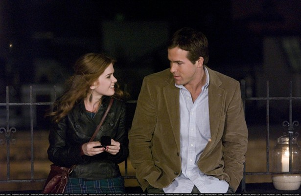 Isla Fisher,Ryan Reynolds