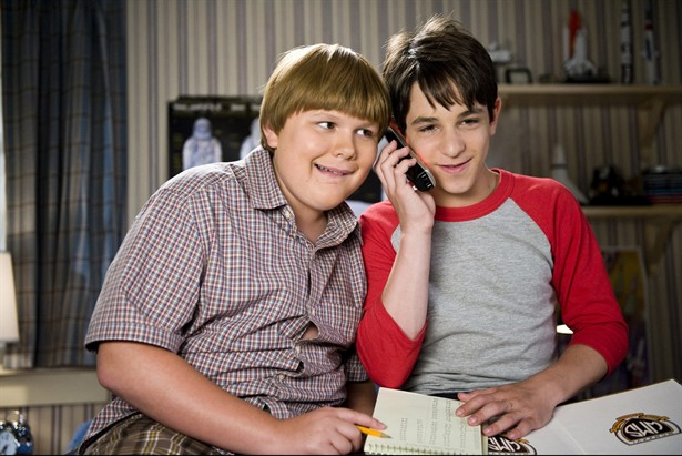 Robert Capron,Zachary Gordon