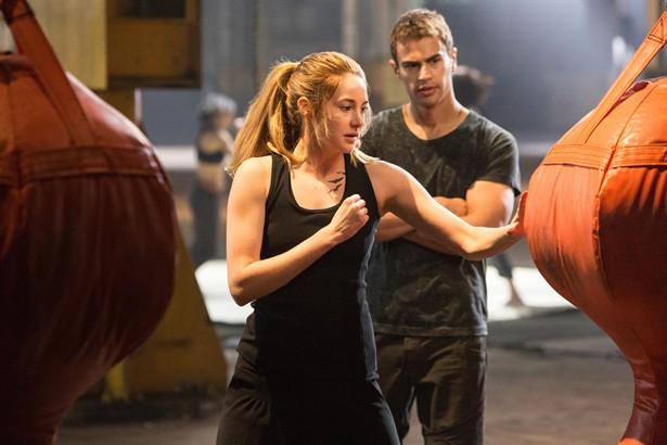 Shailene Woodley,Theo James
