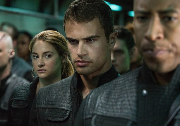 Shailene Woodley,Theo James