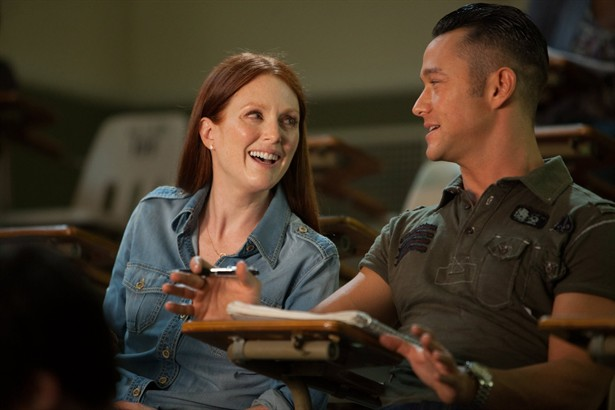Joseph Gordon-Levitt,Julianne Moore