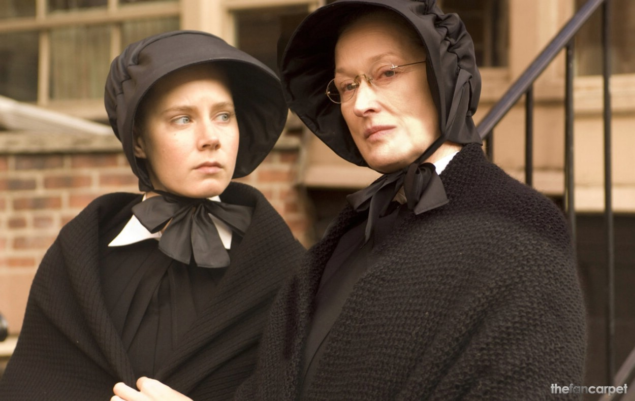 Amy Adams,Meryl Streep