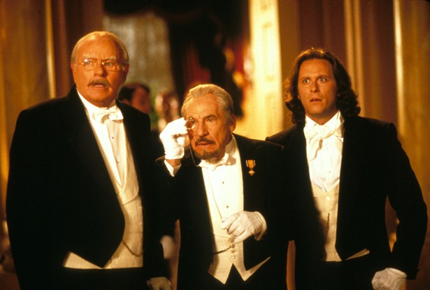 Harvey Korman,Mel Brooks,Steven Weber