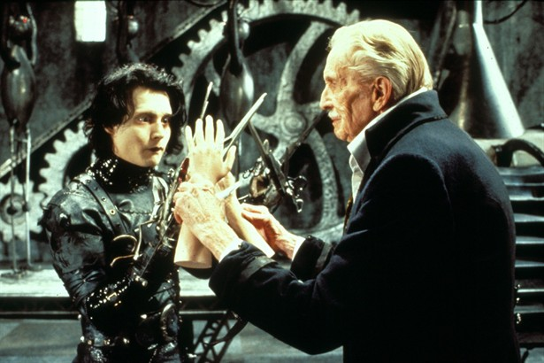 Johnny Depp,Vincent Price