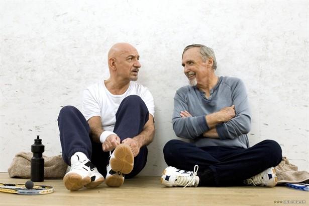 Ben Kingsley,Dennis Hopper