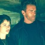 Arnold Schwarzenegger,Robin Tunney