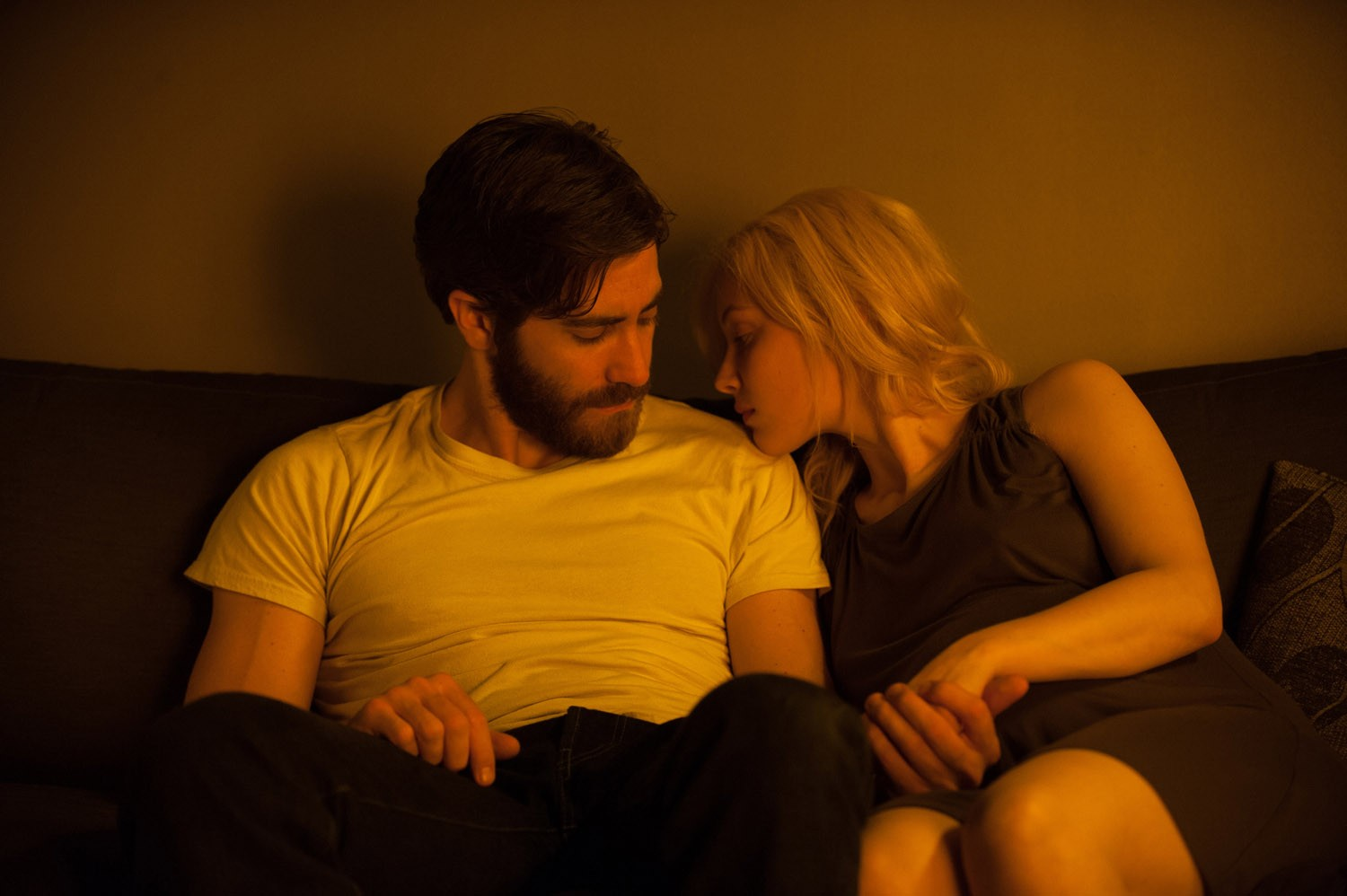 Jake Gyllenhaal,Mélanie Laurent