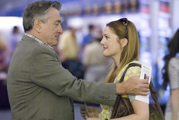 Drew Barrymore,Robert De Niro