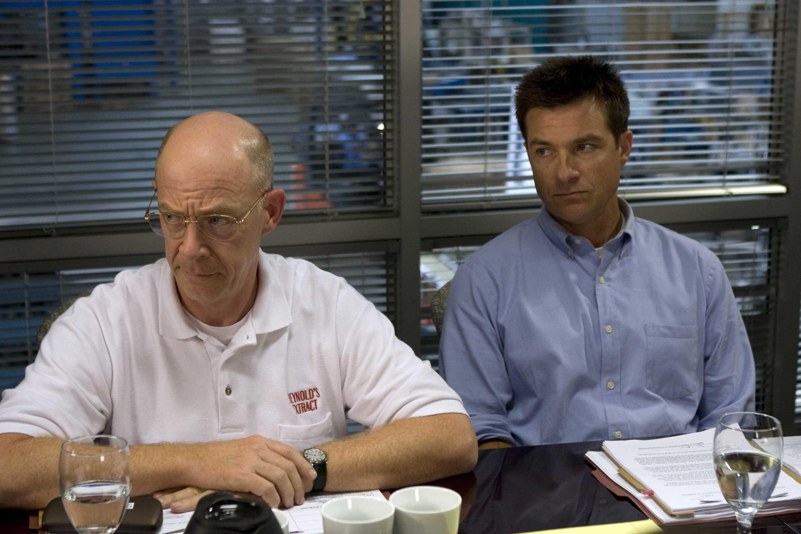 J.K. Simmons,Jason Bateman