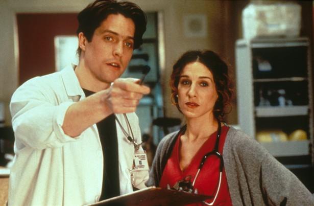 Hugh Grant,Sarah Jessica Parker