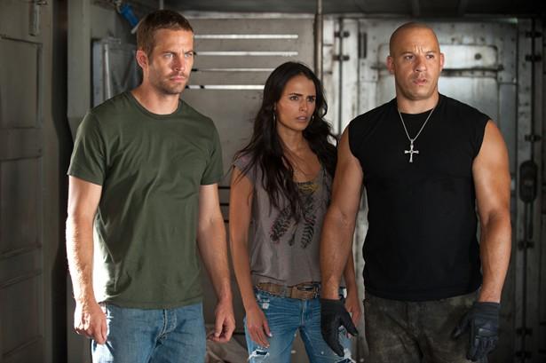 Jordana Brewster,Paul Walker,Vin Diesel