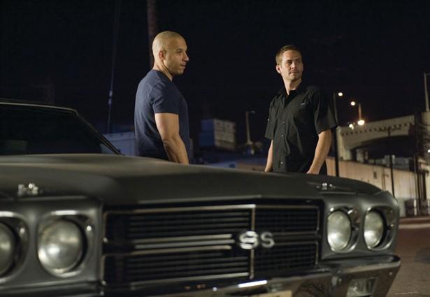 Paul Walker,Vin Diesel