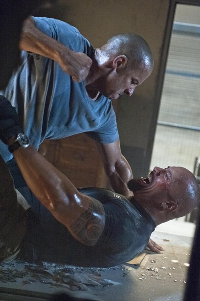 "Dwayne ""The Rock"" Johnson,Vin Diesel"