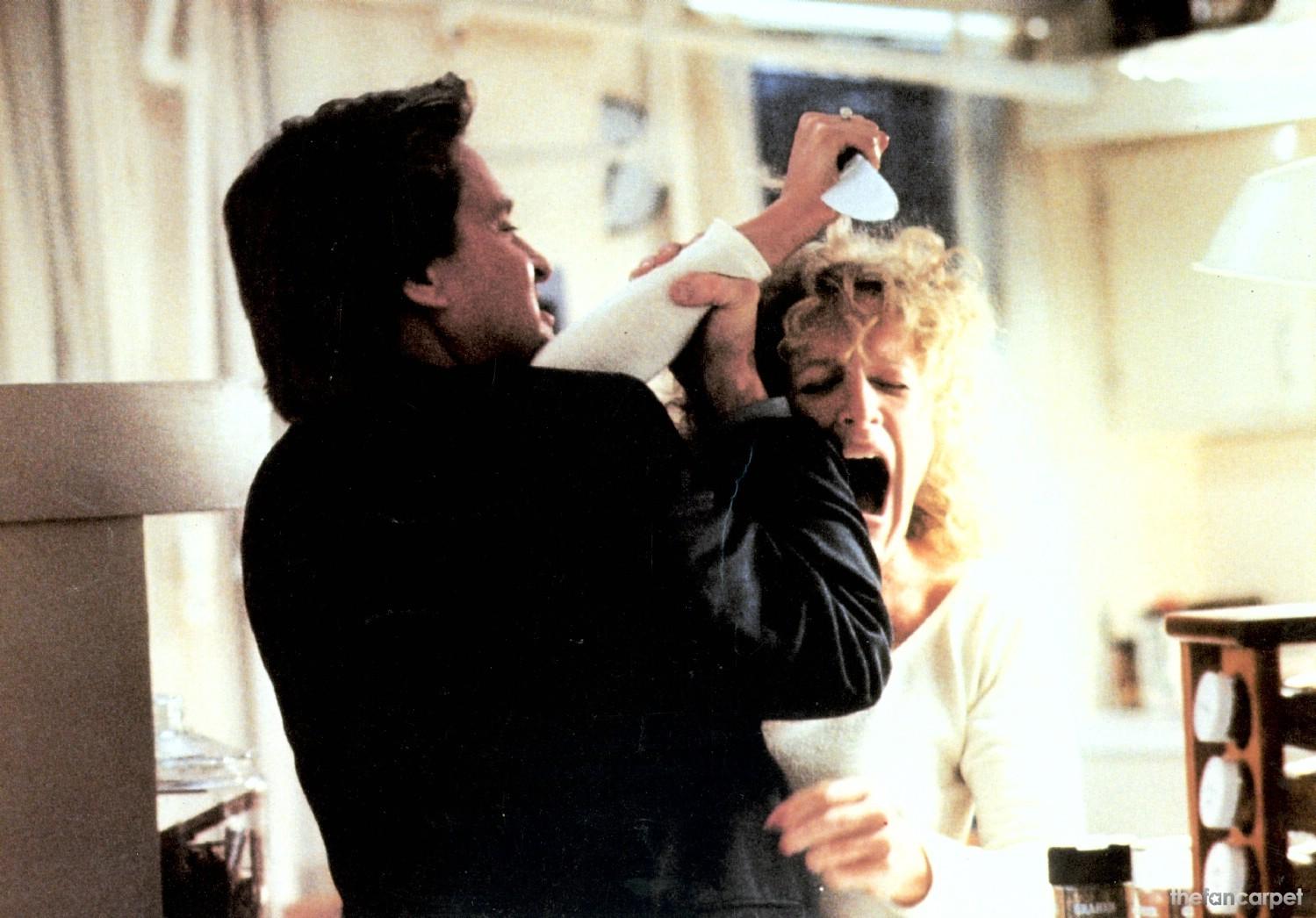 Glenn Close,Michael Douglas