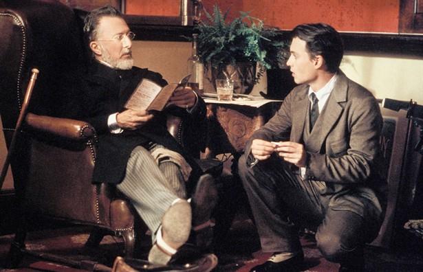 Dustin Hoffman,Johnny Depp