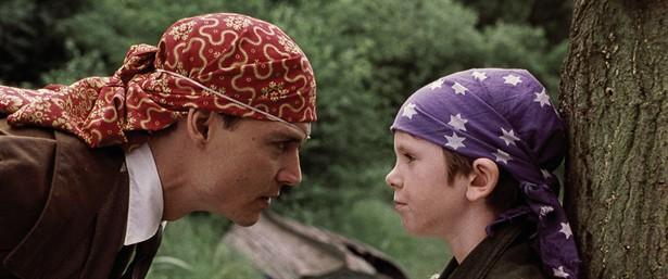 Freddie Highmore,Johnny Depp