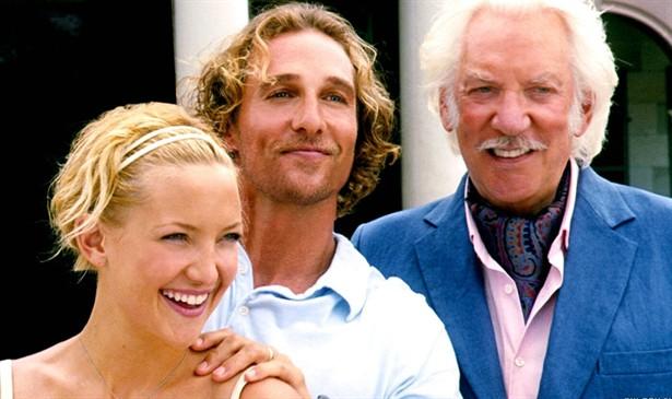 Donald Sutherland,Kate Hudson,Matthew McConaughey