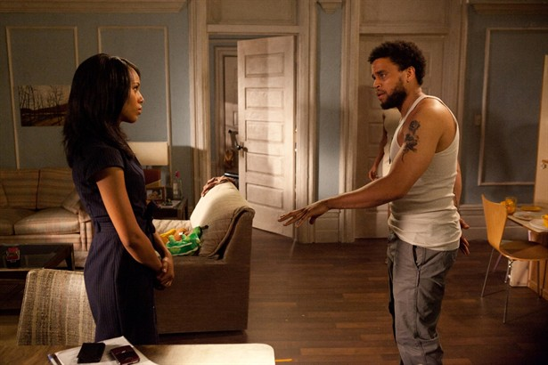 Kerry Washington,Michael Ealy