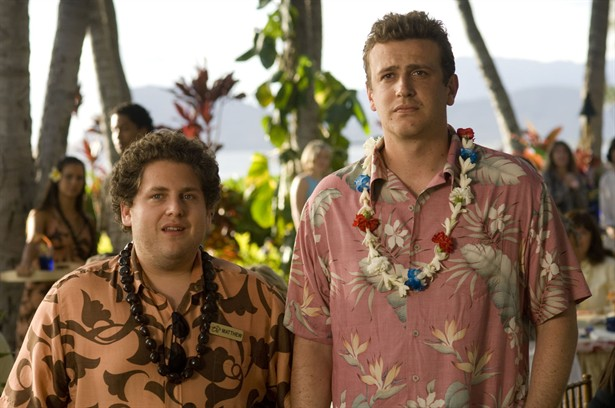 Jason Segel,Jonah Hill