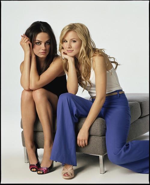 Kristen Bell,Mila Kunis