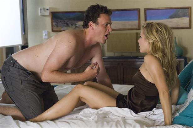 Jason Segel,Kristen Bell
