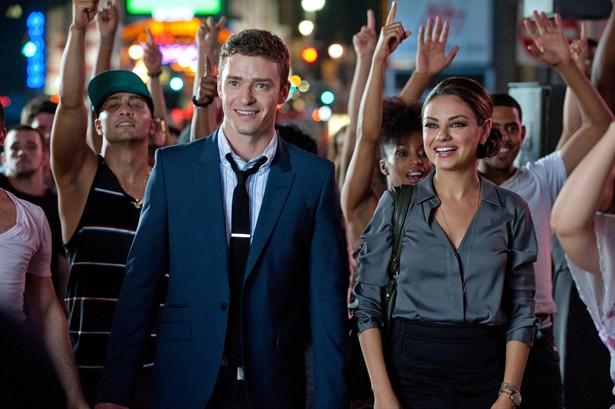 Justin Timberlake,Mila Kunis
