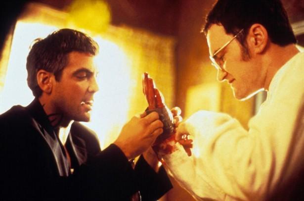 George Clooney,Quentin Tarantino