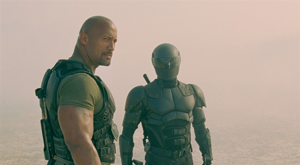 Dwayne Johnson,Ray Park