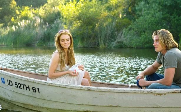 Garrett Hedlund,Lindsay Lohan