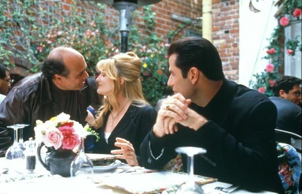 Danny DeVito,John Travolta,Rene Russo