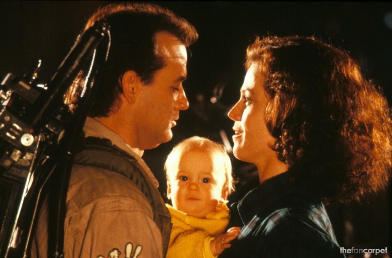 Bill Murray,Sigourney Weaver