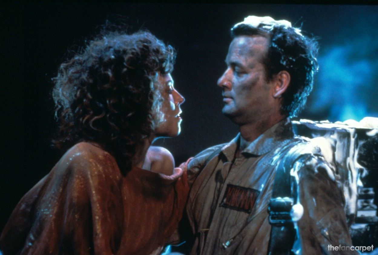 Bill Murray,Sigourney Weaver