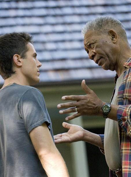 Casey Affleck,Morgan Freeman