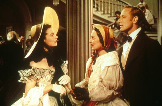 Leslie Howard,Olivia de Havilland,Vivien Leigh