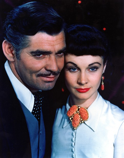 Clark Gable,Vivien Leigh