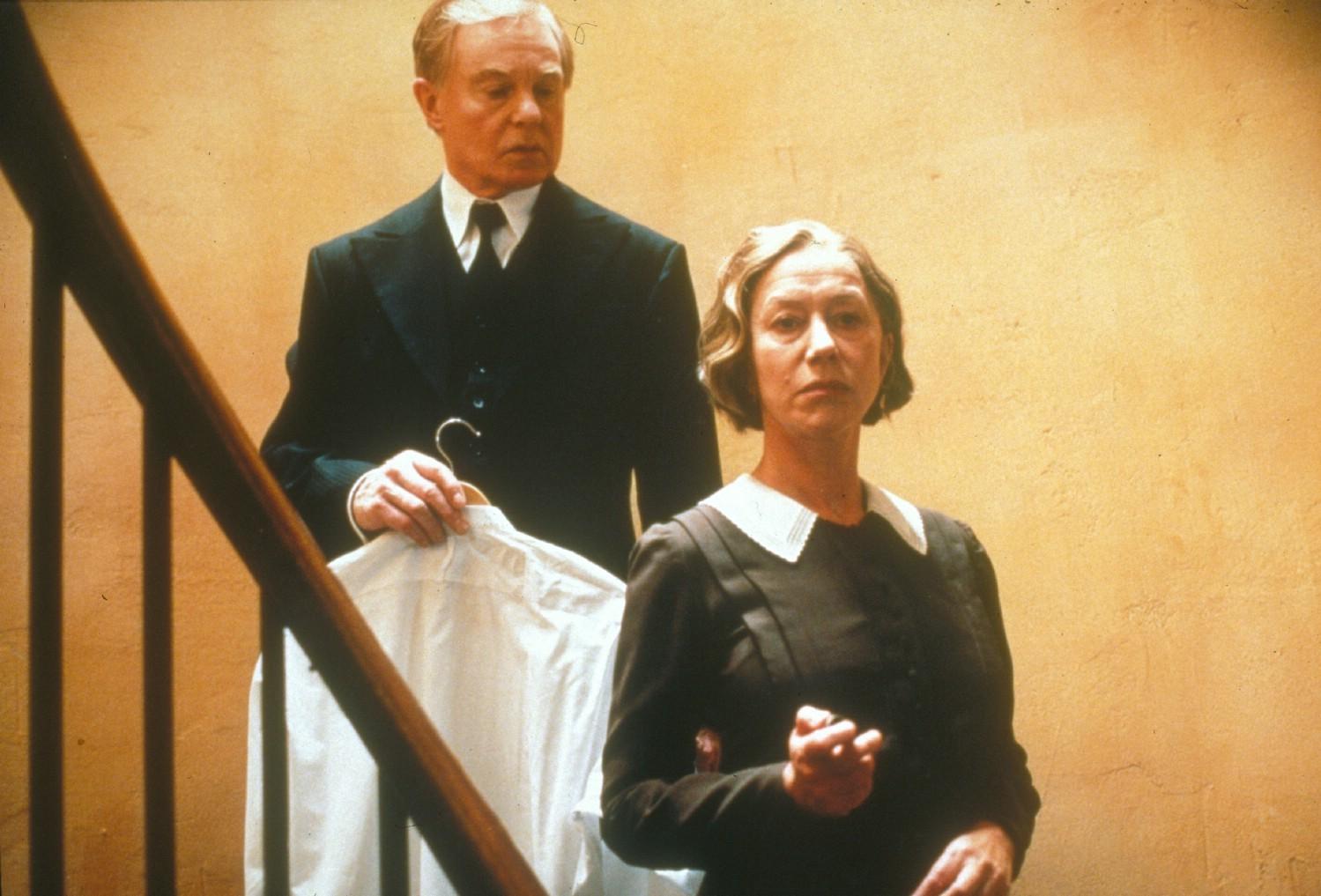 Derek Jacobi,Helen Mirren