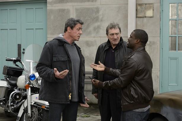 Kevin Hart,Robert De Niro,Sylvester Stallone